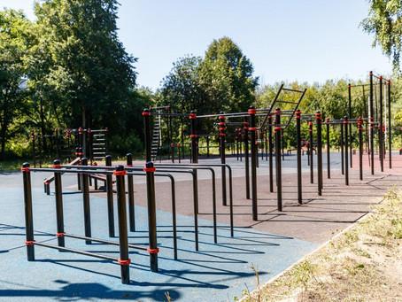 Спорт в каждый двор: городские власти с начала года ввели в эксплуатацию 15 объектов