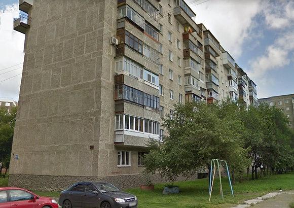 Уральских рабочих, д. 12