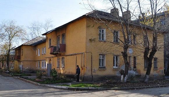 Суворовский, д. 20
