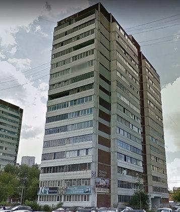 Уральских рабочих, д. 25