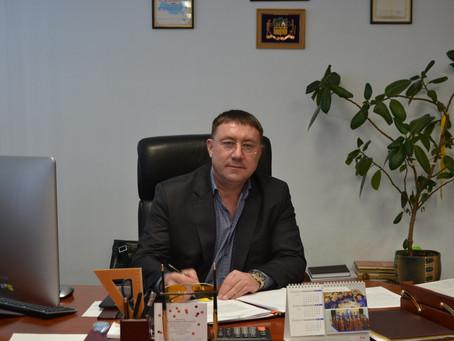 Александр Ерзуков поздравляет с Днем пожилого человека