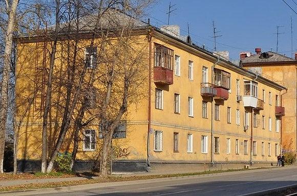 Донбасская, д. 27