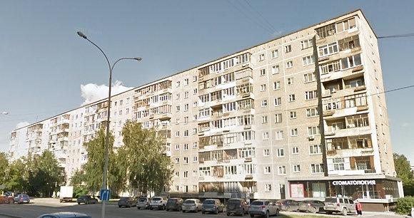 Бакинских комиссаров, д. 100