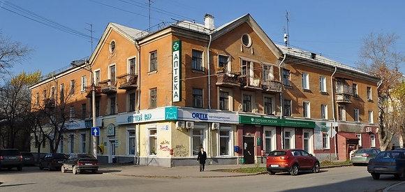 Суворовский, д. 12