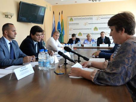 Глава Екатеринбурга проведет онлайн-прием жителей Орджоникидзевского района