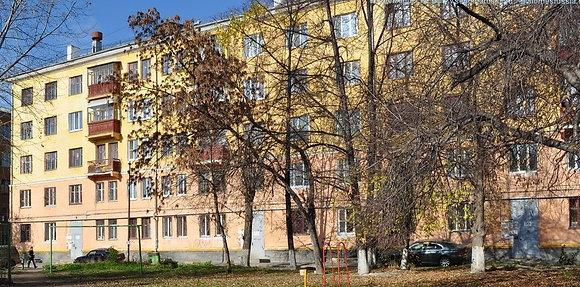 Суворовский, д. 11