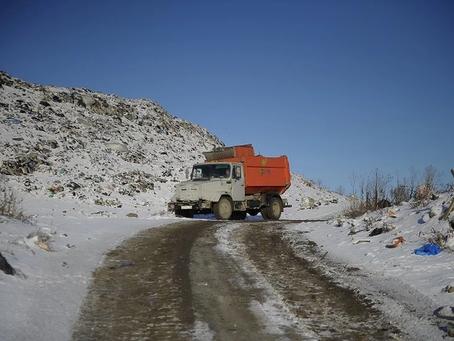 Тариф на вывоз мусора в Екатеринбурге подрос на 88 рублей