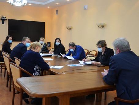 «Формирование комфортной городской среды»: состоялось заседание районной общественной комиссии
