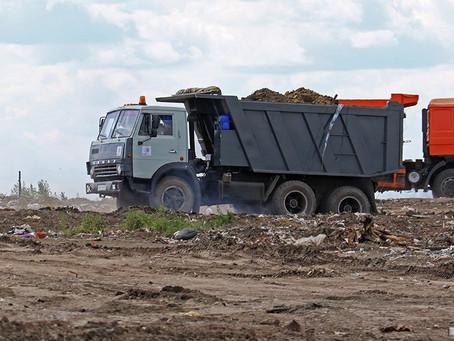 В следующем году мусоровозы из Екатеринбурга поедут в обход Садового