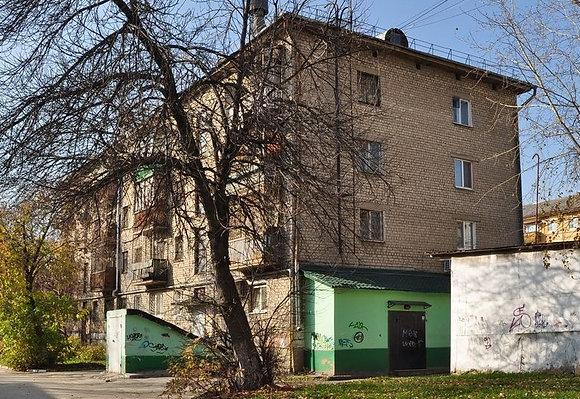 Донбасская, д. 24