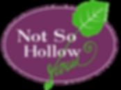 Not So Hollow Farm logo