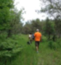 Hiking Trails at Terra Kula Eco-Education Site