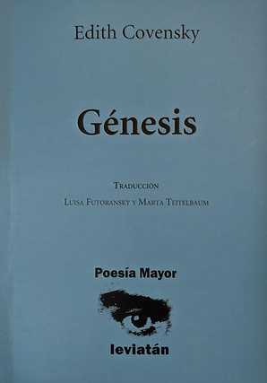 Genesis by Edith Covensky