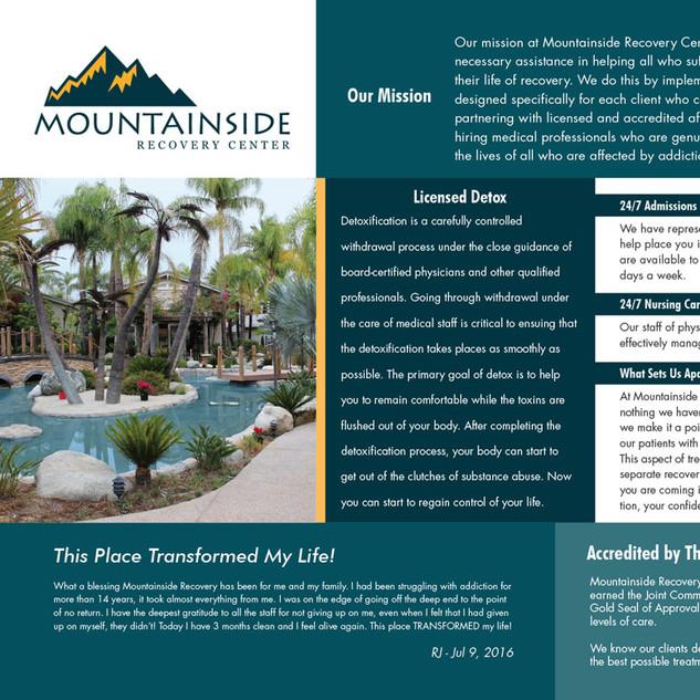 TMC-MountainSide Sales Sheet