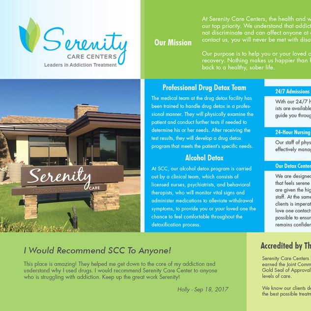 TMC-Serenity Sales Sheet