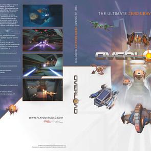 Overload DVD spread