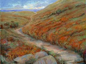 Ferrone_landscape_Poppy Fieldsin Season_