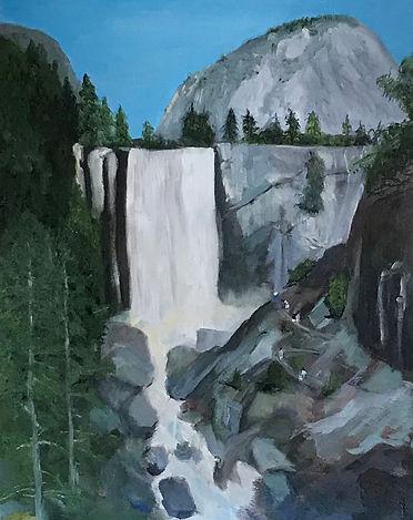 Kilgore The Falls - 16x20 Oil on Canvas.jpg