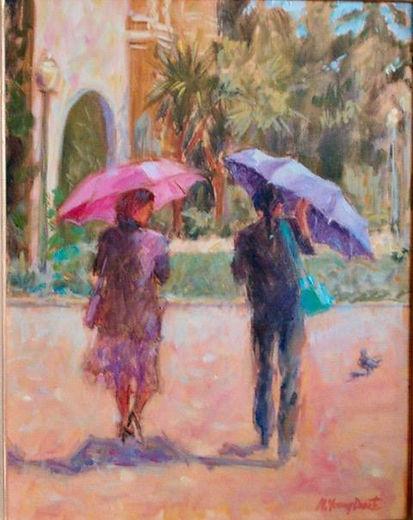 Duarte Umbrellas in the Park.jpg
