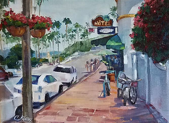 Klong_plein air Beach Street  12x16 oil 300.jpg