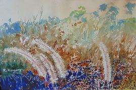 Kingery_landscape_Dry Grasses + Buck-whe