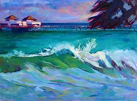 Katz_seascape_Malbu View oil 18x24 1200.