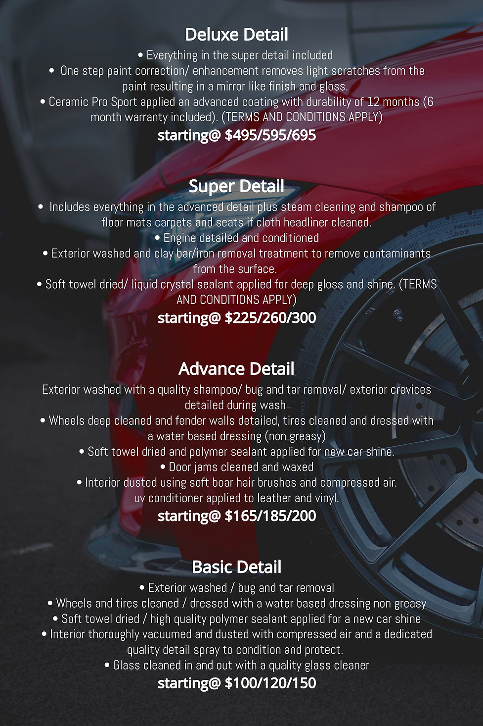 Copy of Car meeting event flyer template