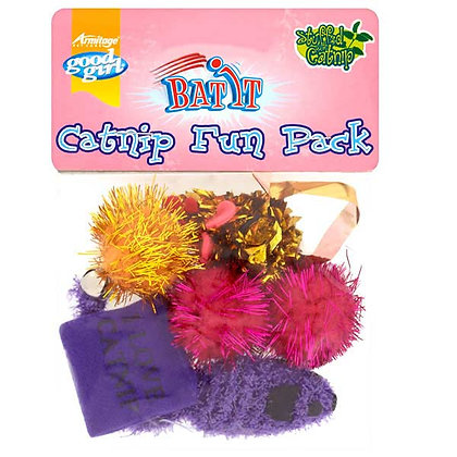 Good Girl Catnip Fun Pack