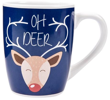 'Oh Deer' Cute Mug