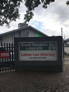 Wynand Rautenbach Attorneys Building