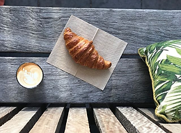 The best croissants and coffee from Scratch Patisserie Mullumbimby