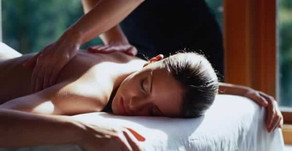 COUPLES MASSAGE AT SANCTUARY IN THE POCKET