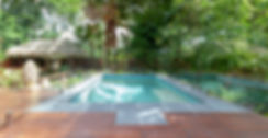 Plunge Pool - Bliss Cottage
