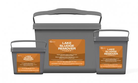Lake Sludge Remover Packs