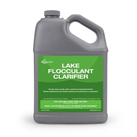 Lake Flocculant Clarifier – 1 gal