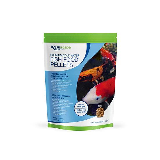 Premium Cold Water Fish Food