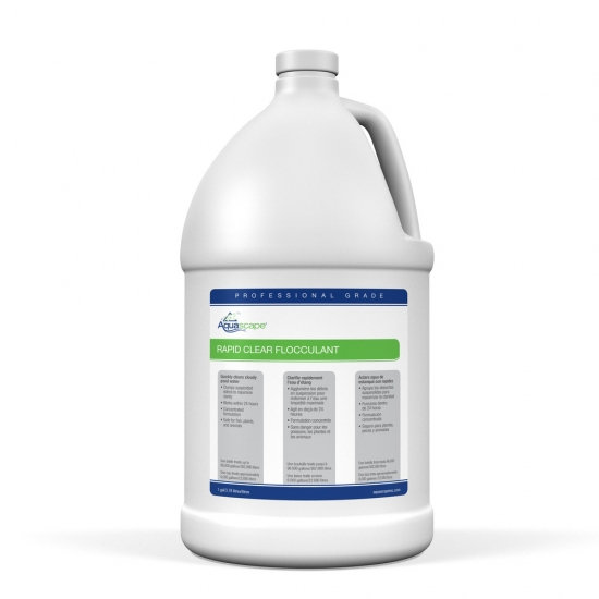 Rapid Clear Flocculant Professional Grade