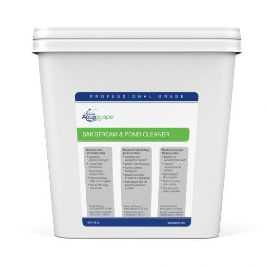 SAB Stream & Pond Cleaner Professional Grade