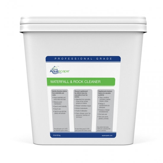 Waterfall & Rock Cleaner Professional Grade