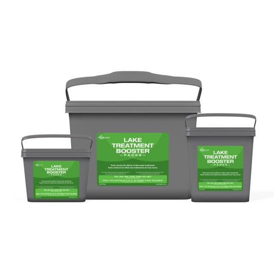 Lake Treatment Booster Packs