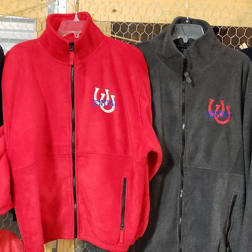 Central Full Zip Fleece Jacket