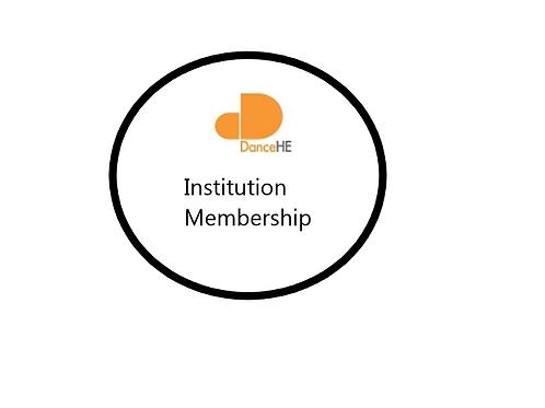 DANCEHE Institution Membership