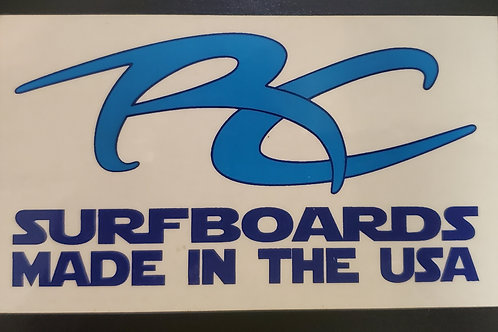 RC Surfboards