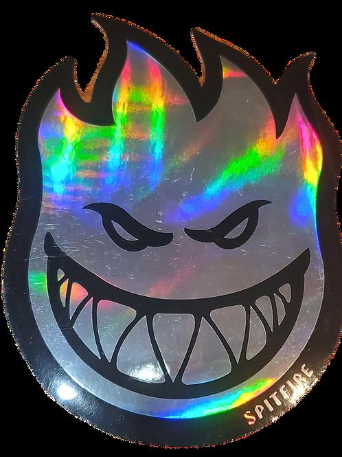 Spitfire Prism Sticker