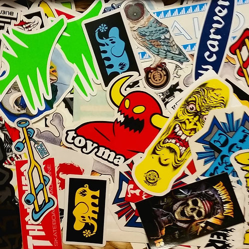 Surf The Earth - STICKER PACK