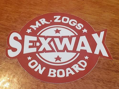 Mr Zogs On Board
