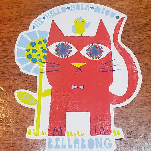 Billabong Cat