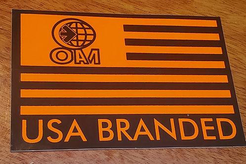 OAM Flag