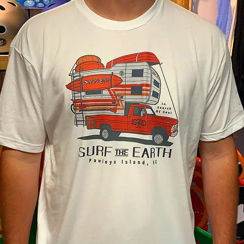 STE Road TripT-Shirt - White