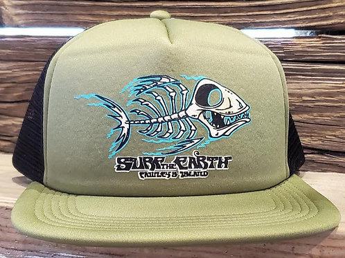 Fishbone Trucker - Ol/Blk